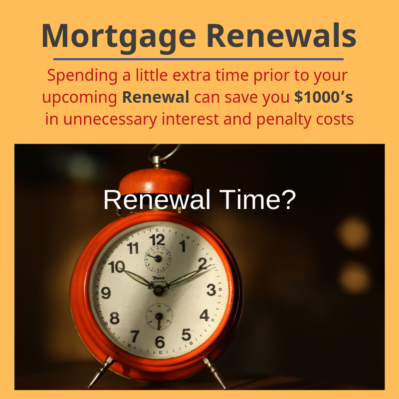 5 Tips For A Smooth Mortgage Renewal